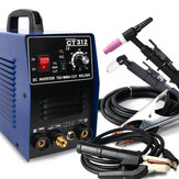 CT312 3 in 1 TIG MMA CUT Welders Inverter Welding Machine 120A TIG/ MMA 30A Plasma Cutter Portable Multifunction Welding Equipment 220V