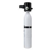 DEDEPU 500ml Mini Scuba Diving Air Tank Spare Oxygen Cylinder Diving Equipment 3000PSI / 200bar / 20MPa