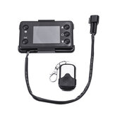 12V 24V 4 Button Remote Control Switch + LCD Digital for Car Heater