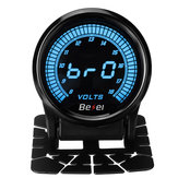 2Inch 8-18V Car Digital Voltmeter Volt Voltage Gauge Meter LED Electronic