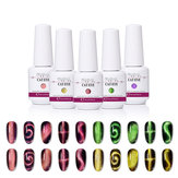 GRAEAR New Glitter Wide Cat Eye Gel 8ML 9D Magic nail polish phototherapy manucure