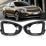 Car Mirror Housing Frame Trim For Passat b7 CC Jetta MK6 Beetle EOS Scirocco 3C8 857 601 A C8857601A