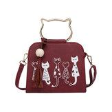 Women Casual Popular Handbag Crossbody Bag Shoulder Bag