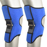Joint Support Knee Brace Rebound Spring Force Run Knee Pad