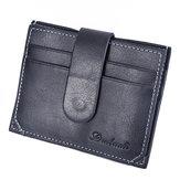 MänLightCoinBagKortFoto Hållare Fashion Mini Plånbok