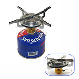 Portable Stainless Steel Camping Picnic Stove Outdoor Cookware