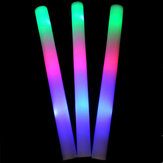 1pc LED Colorful Cheering Glow Flashing Foam Stick for Concert Party Decoration Toys