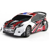 WLtoys A949 rc voiture 1/18 voiture de rallye 2.4gh 4 roues motrices