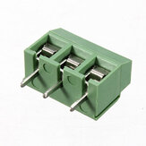 3 Pin 5.08mm Pitch Schroef Terminal Block Connector