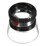15X Monocular Magnifying Glass Loupe Lens Eye Magnifier