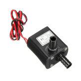 Mini DC12V 3M Leise Motor-Tauchmotor Brushless-Wasser Pumpe