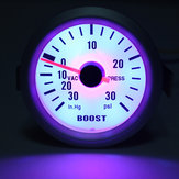 Auto Car Mechaniczny automatyczny miernik podciśnienia Ultra Lite Silver