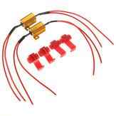 Нагрузочные резисторы   частота вспышки индикаторов контроллера 25вт