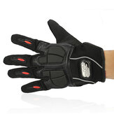 Full Finger Safety Bike Motorcycle Gloves for Pro-biker MCS22