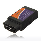 ELM327 WIFI Draadloze OBD2 Auto Diagnostische Scanner OBDII Engine Code Reader Scan Tool Voor iPhone Android Telefoon