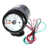 52mm Car Auto Motor Tacho Gauge Meter Tachometer Pointer 1000 RPM