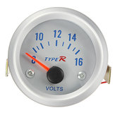 8-16V Volt Zeiger Voltmeter Messinstrument-Lehre Voltage