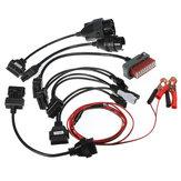 8 Adapterkabel för Autocom CDP Pro Diagnostisk Gränssnittskabel