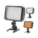 Yongnuo YN1410 140 LED Luz de video para Canon Nikon SLR Cámara