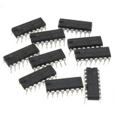 25 pcs SN74HC595N 74HC595 74HC595N HC595 DIP-16 8 Bit Shift Register IC