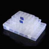 Geekcreit®10 15 24 36 Value Electronic Components Storage Assortment Box