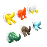 Funny Cute Animal Tail Wall Hooks And Hangers