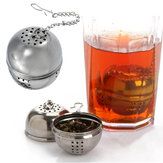 Round Stainless Steel Tea Filter