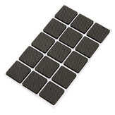 TPR Flexible Glue Slip Resistant Furniture Mat