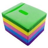 100pcs cd / dvd disco de armazenamento de dupla face pacote titular envelope ppsleeve