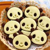 Khuôn Khuôn Dễ Thương Panda Bánh Khuôn Cookie Cookie Fondant Khuôn