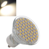 GU10 3W Теплый белый 48 SMD 3528 LED Spot Lightt Lamb Bulb 195-240V