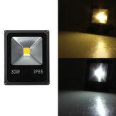 30W Biały / ciepły biały IP65 LED Światło powodziowe Wash Outdoor AC85-265V