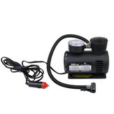 12V Auto Electric Pump Air Compressor Portable Tire Inflator 300PSI