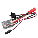 10A ESC Brushed Speed Controller For RC Car And Boat With Brake