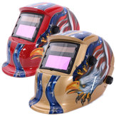 Eagle Solar Auto Darkening Welding Grinding Helmet Arc Tig mig Welders Mask 2 Color