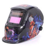 Fantasmas amo auto escurecimento solar, capacete de soldagem a arco tig mig soldadores moagem mascarar