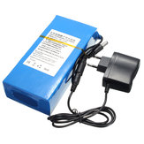 DC 12V 15000mAh Super Rechargeable Portable Ion Lithium Batterie Pack
