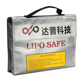 DUPU Explosion Proof Fire-Proof Bag For Li-Po Battery