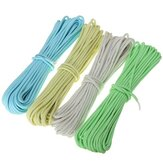 10ft 3m Lichtgevende Glow Nylon Paracord Parachute Snoer Rope Multifunctionele Voor Outdooors