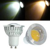 GU10 LED ampoules blanc chaud / blanc tache de lumière de 3W épi ac