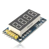 Geekcreit® 4-bits 4-cijferige digitale buis LED-displaymodulebord