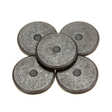 5Pcs Strong Round Ferrite Disc Dia 20mm x 3mm Magnets