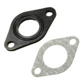 20mm Pit Dirt Bike Carburettor Inlet Manifold Gasket Rubber Seal