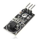 Module de capteur de température numérique DS18B20 DC 5V Geekcreit pour Arduino - produits compatibles avec les cartes officielles Arduino