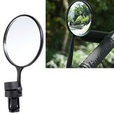 Bike Bicycle Cycling Rear View Back Flexible Flat Mirror