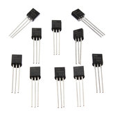 20 piezas 2N7000 N-Channel Transistor Fast Switch TO-92 MOSFET