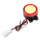 12V 125dB Motorcycle Dedicated Anti Theft Alarm Horn