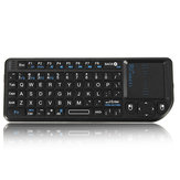 Rii Mini X1 2.4G Wireless Air Keyboard مع Mouse Touchpad