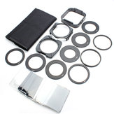20 In1 Neutral Density ND Filter Kit Til DSLR Cokin P Set Camera Lens