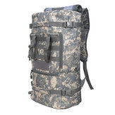 Outdoor 45L Trekking Camping Backpack Rucksack Camoflage Hiking Bag Pack